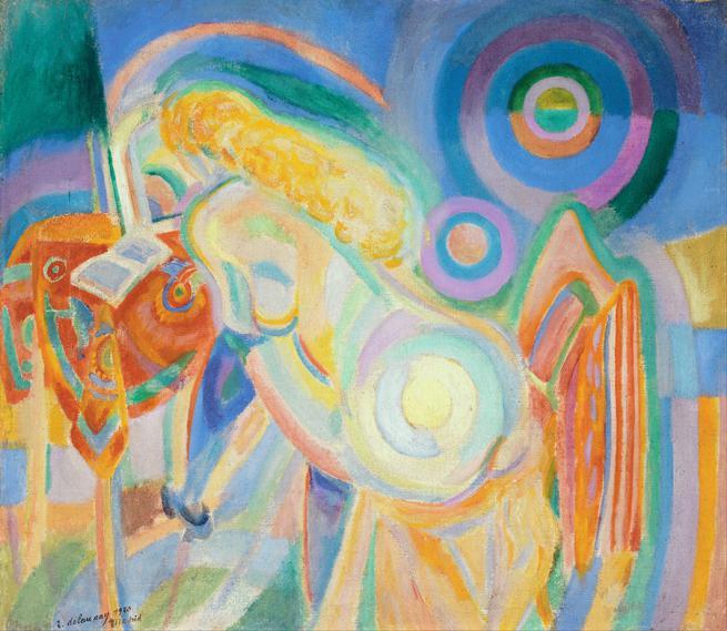 malerier af nøgne kvinder
